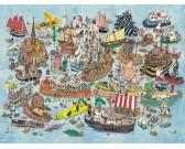 Puzzle Regata