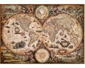 Puzzle Starożytna mapa