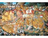 Puzzle Bitwa pod Trafalgarem