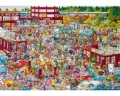 Puzzle Flea market