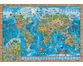 Puzzle Wspaniały świat