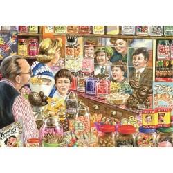 Puzzle Słodkości