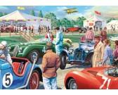 Puzzle Legendarne pojazdy