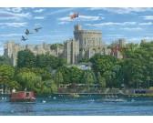 Puzzle Zamek Windsor