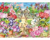 Puzzle Letni ogród