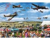 Puzzle Rodzinny dzień lotnictwa
