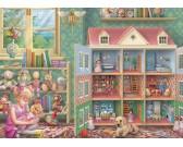 Puzzle Domek dla lalek