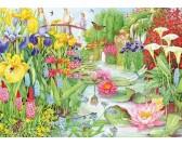 Puzzle Ogród wodny