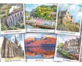 Puzzle Pozdrowienia ze Szkocji