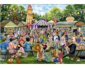 Puzzle Festiwal cydru i kiełbasy