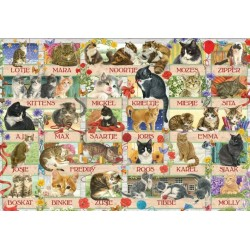 Puzzle Koci jubileusz