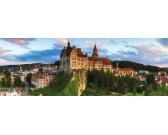 Puzzle Zamek Sigmaringen, Niemcy - PUZZLE PANORAMICZNE