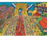 Puzzle Łuk Triumfalny w Paryżu