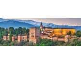 Puzzle Alhambra, Hiszpania - PUZZLE PANORAMICZNE
