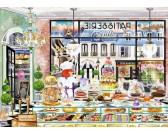 Puzzle Bonjour Paris