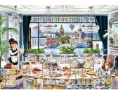 Puzzle Londyn - herbata o piątej