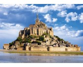 Puzzle Mont Saint-Michel