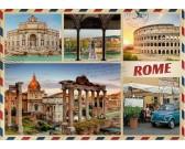 Puzzle Pocztówka z Rzymu