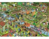 Puzzle Ogród warzywny