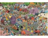 Puzzle Kwiatowe show