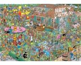 Puzzle Przyjęcie urodzinowe dla dzieci