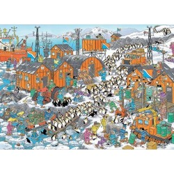 Puzzle Ekspedycja polarna
