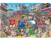 Puzzle Zepsute wakacje - WASGIJ PUZZLE