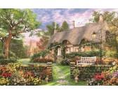Puzzle Piękny domek