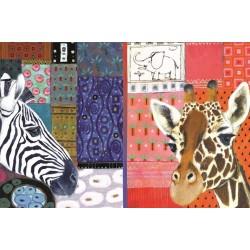 Puzzle Sztuka afrykańska