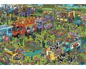 Puzzle Festiwal foodtrucków