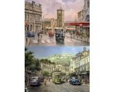 Puzzle Historyczne ulice