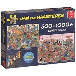 Puzzle Chodźmy się bawić