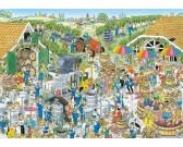 Puzzle Winnica