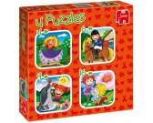 Puzzle Dziewczęce przygody - PUZZLE DLA DZIECI