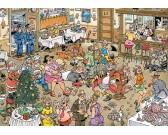 Puzzle Świętowanie Nowego Roku