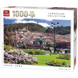 Puzzle Cuzco, Peru