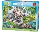 Puzzle Tygrysy sybersyjskie