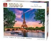 Puzzle Wieża Eiffla, Paryż