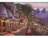 Puzzle Wieczór w Capri