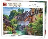 Puzzle Colmar, Francja