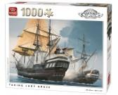 Puzzle Statek piratów