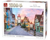 Puzzle Rothenburg, Niemcy