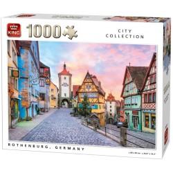 Puzzle Rothenburg, Niemcy