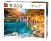Puzzle Jeziora Plitwickie, Chorwacja