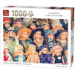 Puzzle Kolekcja lalek