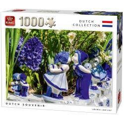 Puzzle Holenderskie pamiątki