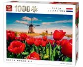 Puzzle Holenderskie wiatraki