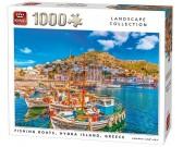 Puzzle Wyspa Hydra, Grecja