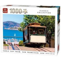 Puzzle Tramwaj, San Francisco