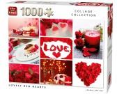 Puzzle Walentynki